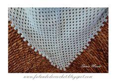 FALANDO DE CROCHET: PONCHO DE CROCHE(diagram.video,everything for crochet,icamama)
