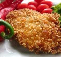 """Crispy Panko Chicken Cutlets: """"You won't go wrong with this quick and delicious recipe. Tender, moist and juicy chicken with a nice crispy coating. Perfect for when you are in a hurry."""" -Merlot"""