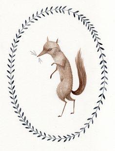 Wolf by Julianna Swaney
