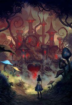 A different Wonderland