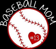 I'm A Baseball MOM shirt, Softball Mom, T-Ball Mom, shirts, Love Baseball, Baseball Heart Team Sprirt Mom shirts by The Walnut Street House on Etsy, $29.00