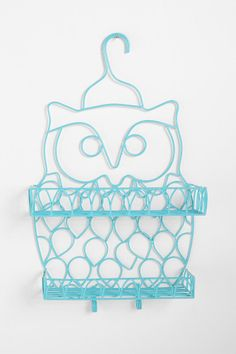 Owl Shower Caddy  #UrbanOutfitters