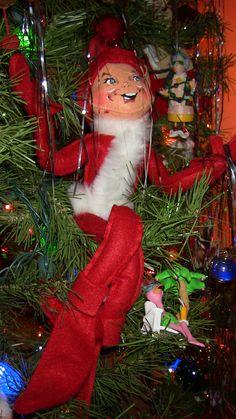 Annalee Christmas elf