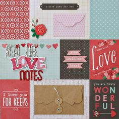 Holly & Company: No Picture? No Problem!   Scrapbooking without Photos