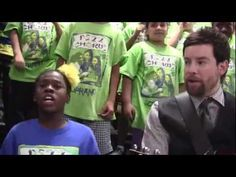 An awesome cover of Rolling In The Deep by David Cook and PS22