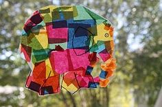 Savannah: Elmer the Elephant Craft