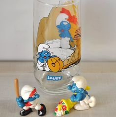 You know you watched Smurfs.