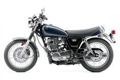The new Yamaha SR400