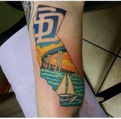 Shan mcintire on pinterest for Tattoo la jolla