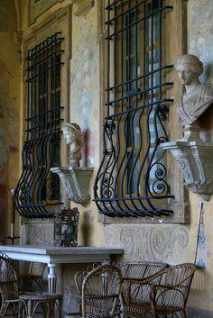 Villa Torrigiani, Tuscany, Italy - near Lucca