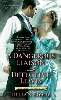 A Dangerous Liason With Detective Lewis/ Jillian Stone http://encore.greenvillelibrary.org/iii/encore/record/C__Rb1377334
