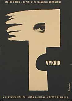 Posteritati: GRIDO, IL (Cry, The) 1962 Czech 11x16