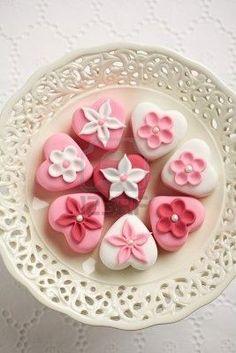 petit fours--sweet
