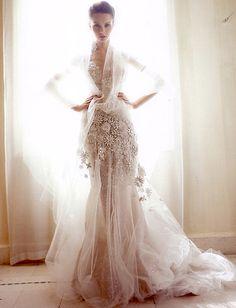 HAUTE WEDDING GOWNS | Naji Hojeily 2013 Bridal Collection | Fashionbride's Weblog
