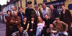 Ballykissangel... love this BBC series set in Ireland. What a troupe of actors.