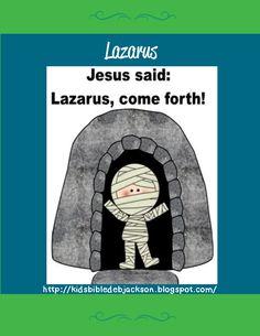 Lazarus Lives Again!