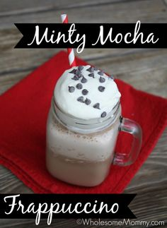 Ninja Ultima Blender Review   Minty Mocha Frap Recipe