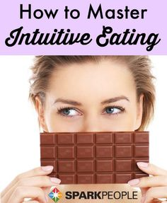 """Have You Found Your Inner 'Normal Eater'? Great advice here for breaking the """"diet"""" mentality!   via @SparkPeople #health #nutrition #healthyeating #diet #weightloss"""