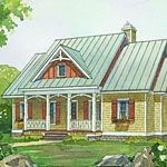 18 Small House Plans Under 1,800 Square Feet    --Boulder Summit, Plan #1575