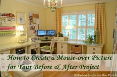 How to create a mouse-over picture for a Before & After Project