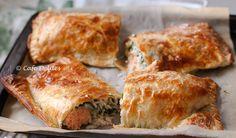 Salmon Parcels- Cafe Delites