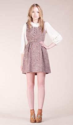 Pixie's Plume Dress