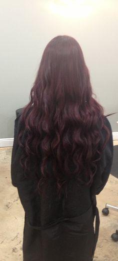 Andrea Prchal Primo Salon Studio Scottsdale, Arizona follow me on Instagram: andreaprchalhairaz red hair curls