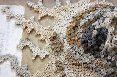 tax return sculpture, artist Nava Lubelski