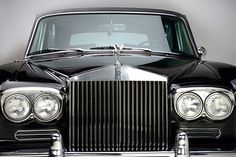Johnny Cash's 1970 Rolls-Royce Silver Shadow For Sale 4