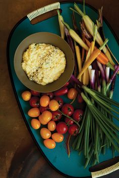 Golden Beet and Blue Cheese Dip | Vegetarian Times
