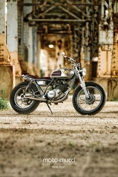 Moto Mucci Yamaha SR250