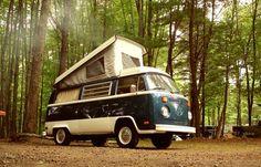Westfalia camping