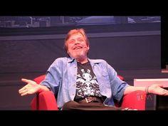 Mark Hamill does Joker and Luke Skywalker voice dialogue at Disney Star Wars Weekend