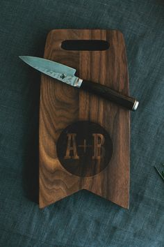 Custom Wedding Gift Anniversary Gift Engraved Wood by AHeirloom, $36.00