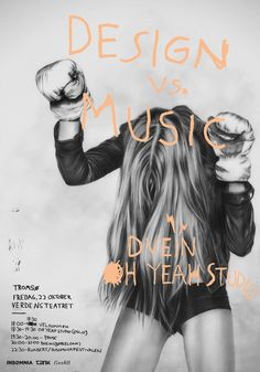 Oh Yeah Studio - Design vs. Music