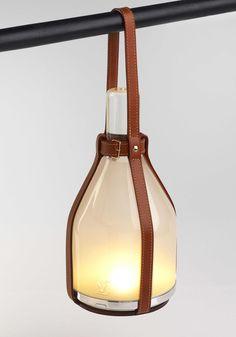 Louis Vuitton Bell Lamp