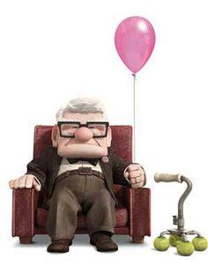 UP - © Disney Pixar