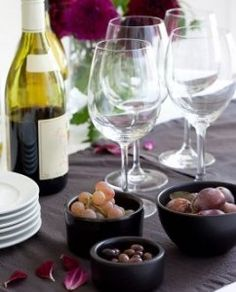 Wine and Food Pairing Tips