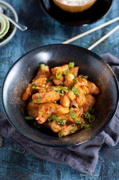 Spicy Honey Fish