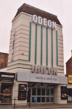 The Odeon Art Deco cinema, North End, Portsmouth