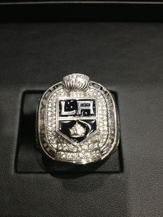 I'll take this as my wedding ring - Los Angeles Kings Stanley Cup Championship Ring