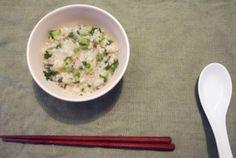 ... japanese rice porridge okayu okayu japanese rice porridge ginger rice