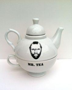 Mr. Tea ;-))