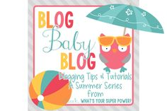 Misc Blog Tips That We Should All Follow
