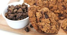 Healthy Oatmeal Scotchies - Desserts with Benefits