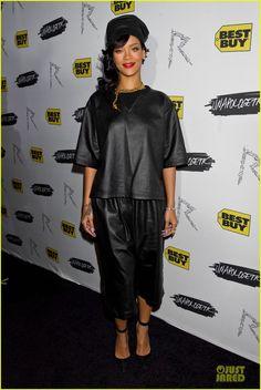 Rihanna: 'Unapologetic' Album Celebration!