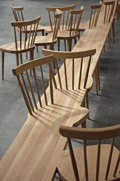 public spaces, benches, contemporary artists, chairbench, chairs