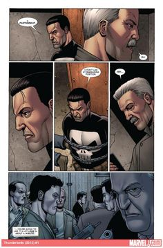 Check out this awesome preview art by Steve Dillon from Thunderbolts #1 and relive yesterday's Marvel: Next Big Thing Liveblog featuring writer Daniel Way and editor Jordan Whit to get the scoop on the deadliest team in the Marvel Universe!    https://marvel.com/news/story/19733/thunderbolts_liveblog