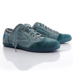 T-1 Sneaker Denim now featured on Fab.