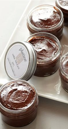 decadent warm chocolate pots http://rstyle.me/n/kmmt5r9te
